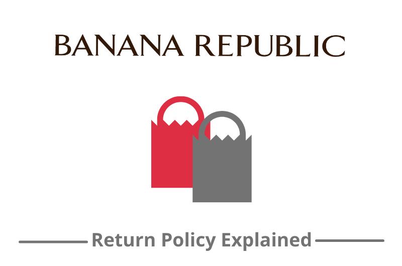banana republic return policy
