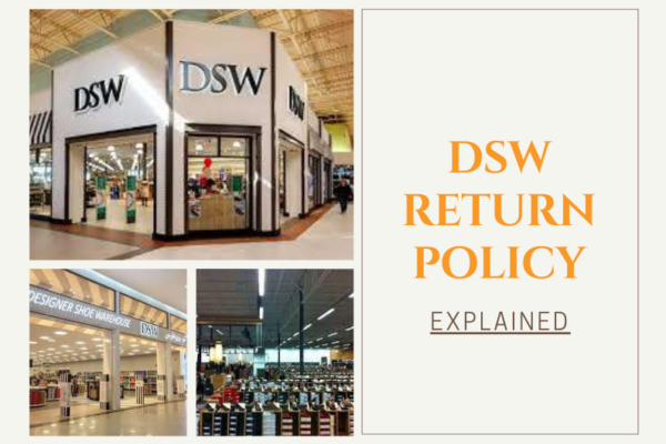 DSW return policy