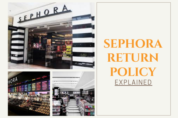 Sephora return policy