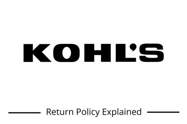 kohls return policy