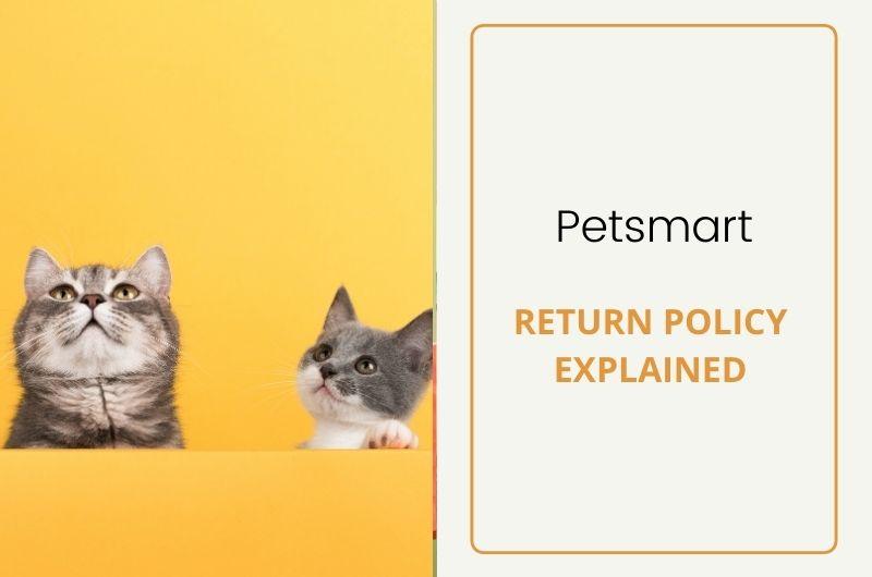 petsmart return policy