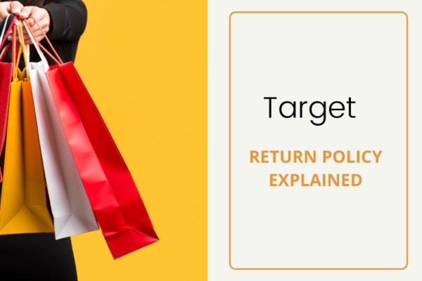 target return policy explained