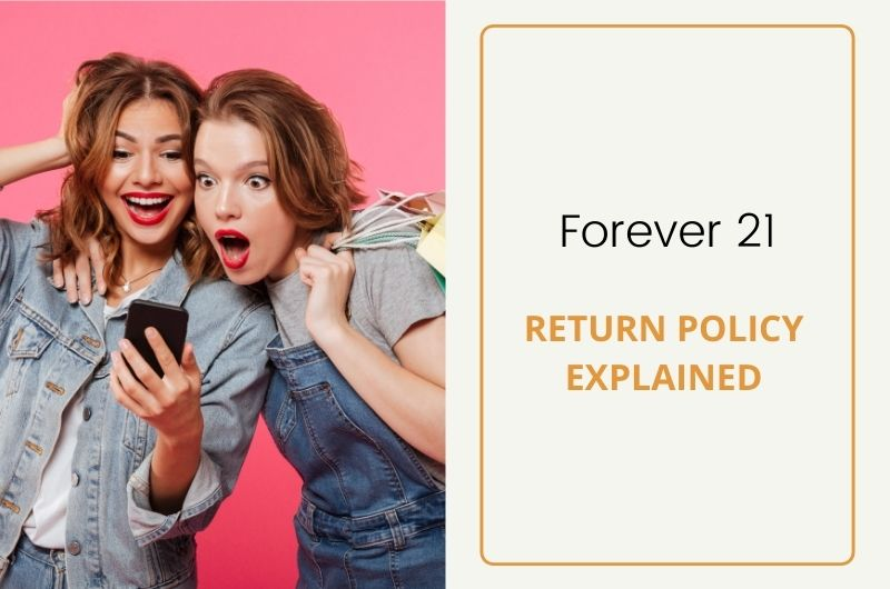 forever 21 return policy