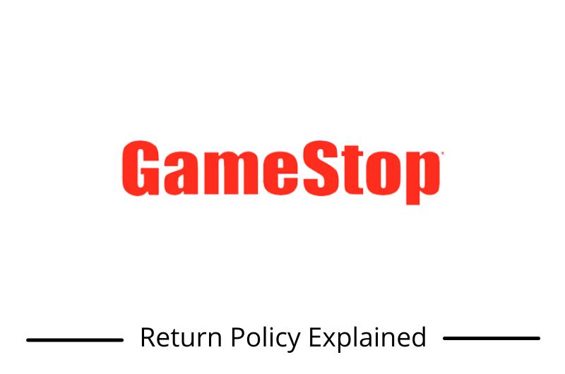 gamestop returns