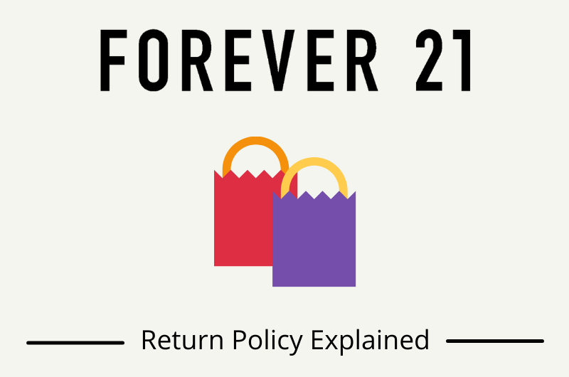 forever 21 returns