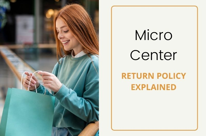 micro center return policy