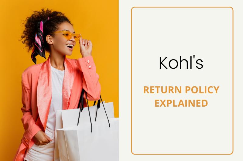 kohls' return policy