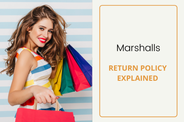 marshalls return policy