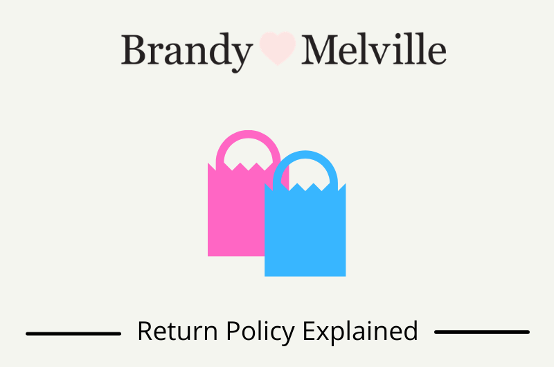 brandy melville return policy