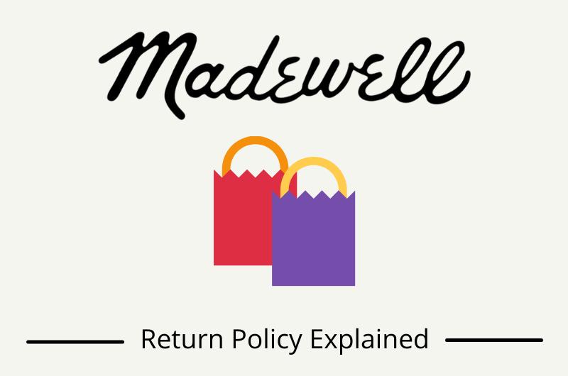madewell return policy