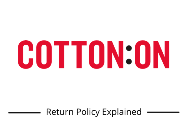 cotton on returns