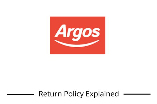 argos return policy