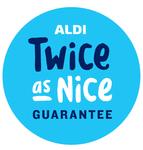 aldi twice as nice guarantee
