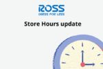 ross stores hours
