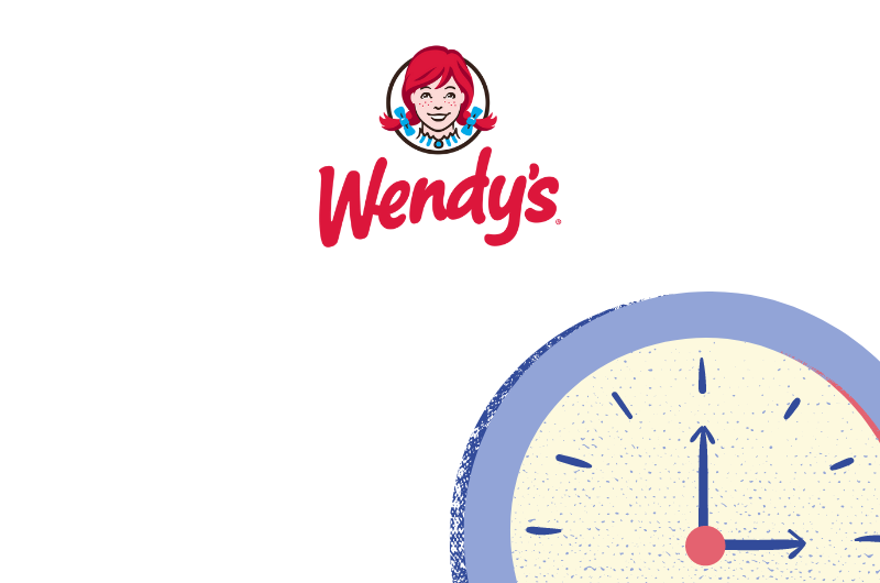 wendys hours